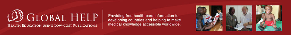 Global HELP : Health-Education Using Low-Cost Publications For Developing Countries