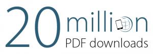 20 Million PDF Downloads